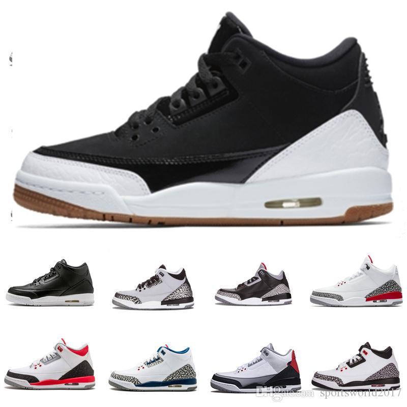 2018 QS Katrina hommes Chaussures de basketball Tinker NRG Corée Pure white Black Cement International Flight Hommes chaussure de sport Sneakers