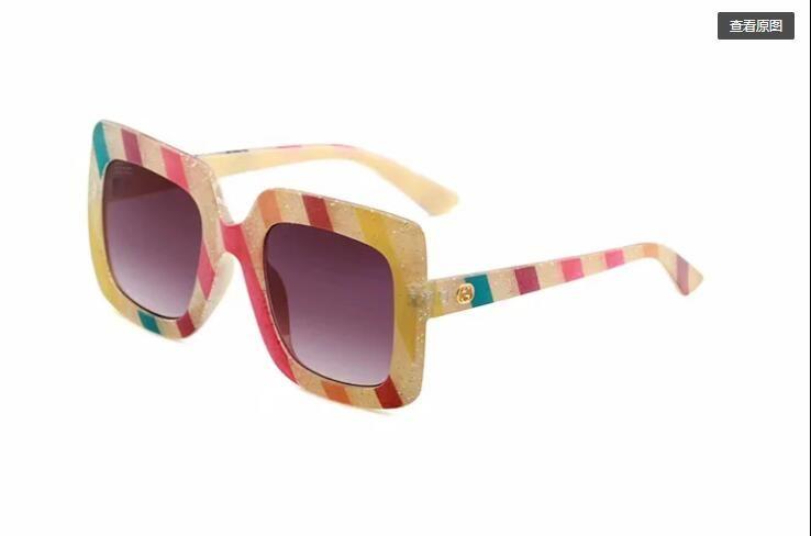 Lunettes de soleil design marque lunettes en plein air PC Farme mode classique dames de luxe lunettes de soleil miroirs pour Women0328