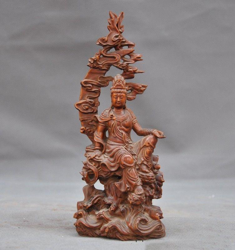 Boxwood Halloween 2020 2020 Christmas Boxwood Carving Freedom Kwan Yin Guanyin