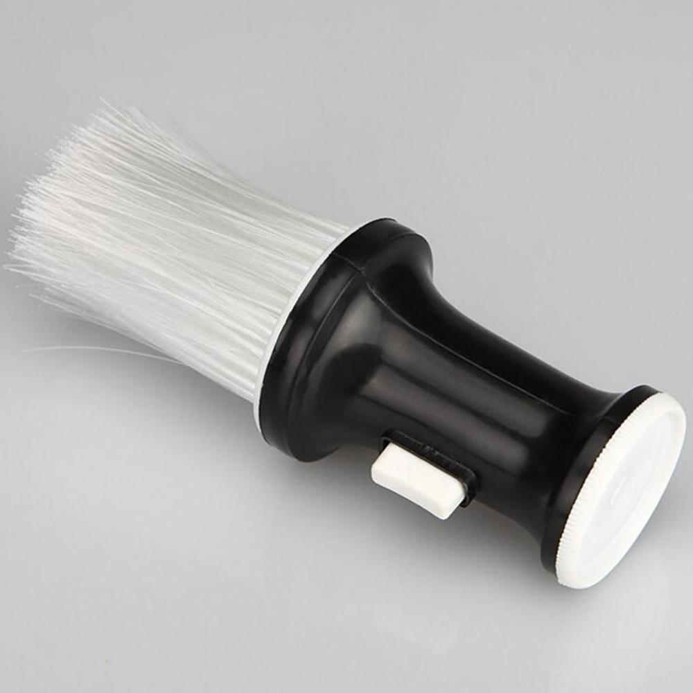 Cheveux utiles coupe cou visage Duster Nettoyer Professionnel Barbiers Brosse Salon Styliste Coiffure Cheveux Outil