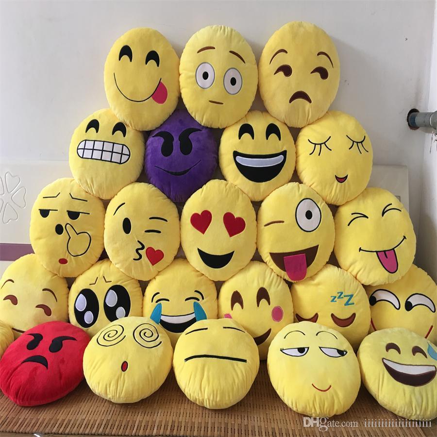 Emoji Cuscini.Acquista Emoji Cacca Cuscini Pelli Copertura Senza Stucco Cuscino