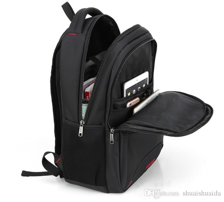 2018 компьютер сумка Спорт на открытом воздухе путешествия Рюкзак школьный ранец рюкзак холст чистый цвет мужчины и женщины школьные сумки Сумка A9018#