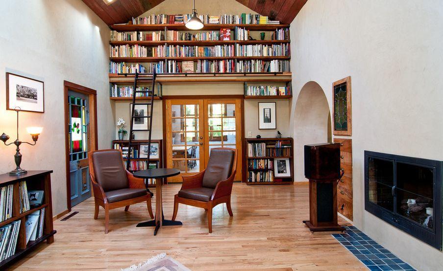 3.3ft 6.6ft الكلاسيكية الخشب انزلاق سلم ماتي الأسود الأجهزة كيت المتداول الأجهزة سلم المكتبة