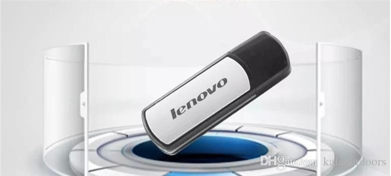 Epacket/hkpost ship Lenovo T180 USB flash drive pendrive 64GB 128GB 256GB USB 2.0 stick Memory stick pen drive with retail package