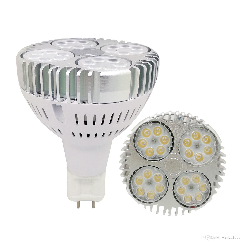 G12 LED GOOT Light G12 Par Lamp LED LED POTE Light Par30 30W 24W PAR20 Светодиодный светодиодный свет