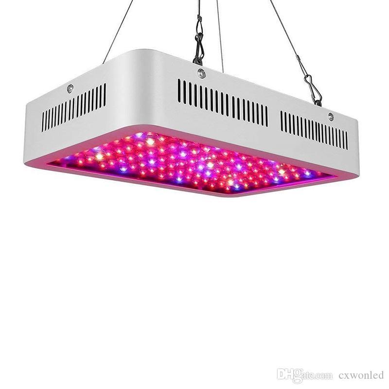 LED가 빛을 성장 600W 1000W 1200W 듀얼 칩 LED 전체 스펙트럼 라이트 그린 하우스 수경 재배 정원 꽃 성장 LED 빛을 성장