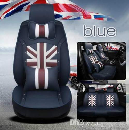 Four season England series comfortable Universal Car Seat Protector PU car seat cover for Chevrolet Cruze,Malibu,SUV,TRAX,AVOE