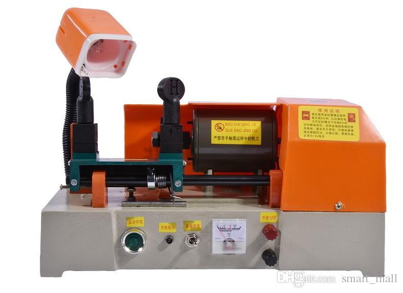 DF-238A çilingir anahtar makinesi çilingir araçları araba / kapı / ev / fabrika anahtar kesme makinesi ile pil LLFA