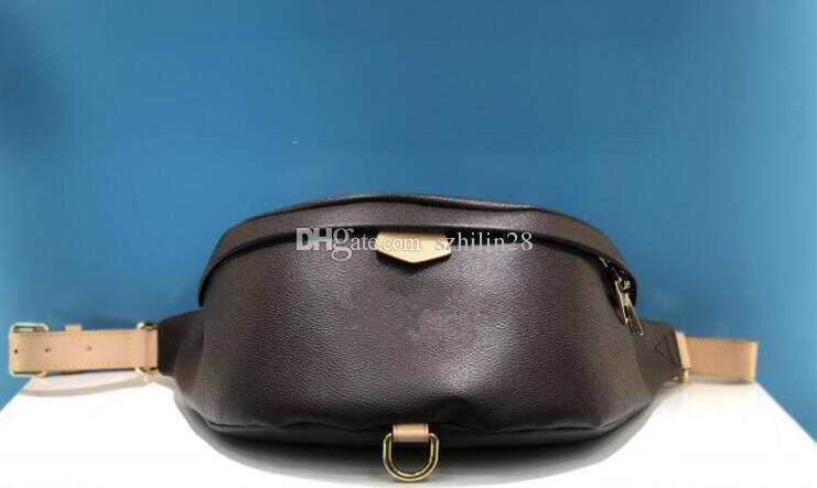 2018 Padrões de Design Da Marca Quente Sacos de Cintura Das Mulheres Pack Sacos Bum Bag Bolsa de Cinto Das Mulheres Dos Homens Dinheiro Telefone Handy Bolsa Da Cintura 5 cores 37 cm