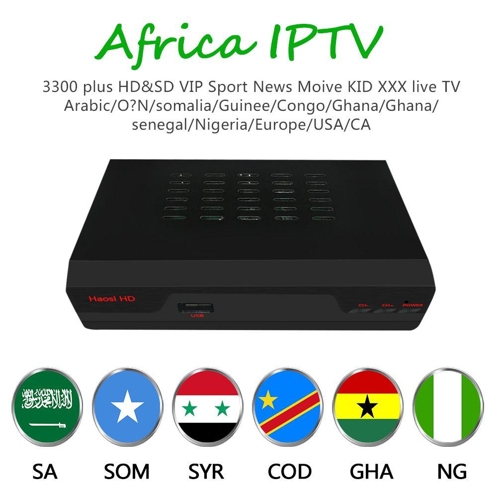 Africa iptv receiver iptv arabic free 3500 Africa Somali europe Sweden chs better than mag 254 with iptv m3u media play