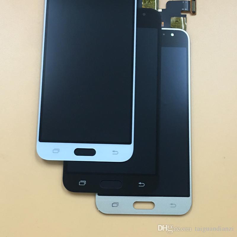 Reemplazo de LCD para Samsung Galaxy J3 2016 J320 J320F J320H Pantalla LCD Asamblea de digitalizador de pantalla táctil con control de brillo