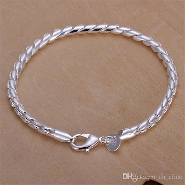 bracelet argent sterling