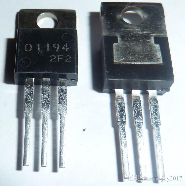 Ücretsiz Kargo 2SD1196 D1196 TO-220 Yeni ve orijinal 5 ADET / GRUP