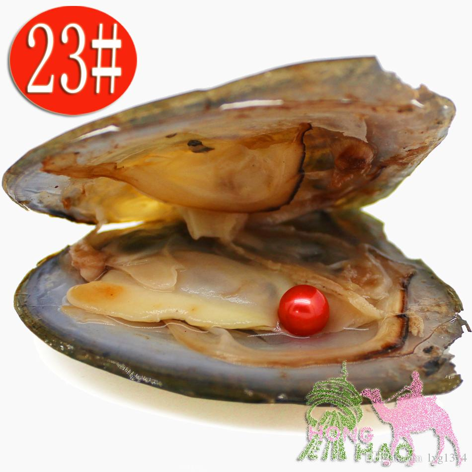 Oyster perla naturale d'acqua dolce all'ingrosso, perla è AAAA6-7mm, i colori sono disponibili in una varietà di colori (spedizione gratuita)
