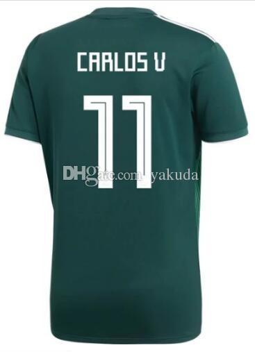 19-20 personalizzata del Messico di qualità tailandese 17 J.M. CORONA maglie calcio, 14 J.Hernandez 10 G.DOS SANTOS 11 CARLOS V 18 A.GUARDADO 16 H. HERRERA