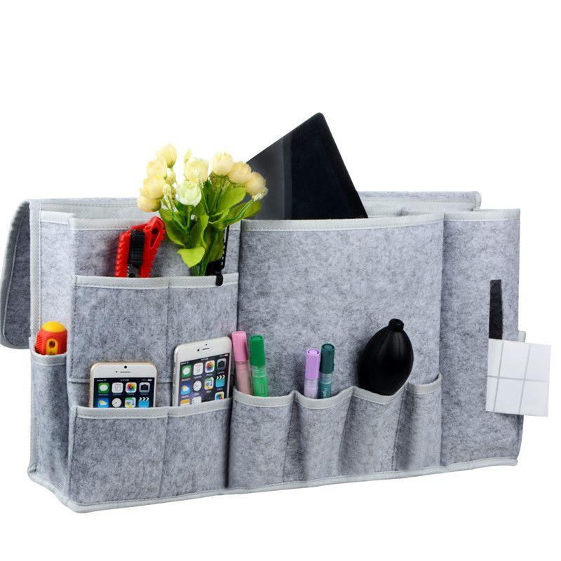 Прикроватный органайзер для хранения, Прикроватная подвесная сумка для хранения койки для двухъярусных и больничных кроватей, Рельсы в комнатах общежития, Детская кровать, Детская машина