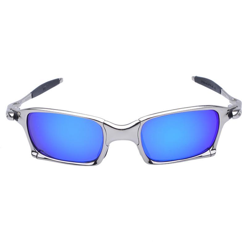 MTB Outdoor Sport Telaio in lega Occhiali da ciclismo polarizzati UV400 Occhiali da sole occhiali da sole Bicicletta Occhiali da ciclismo Oculos Gafas A1-2