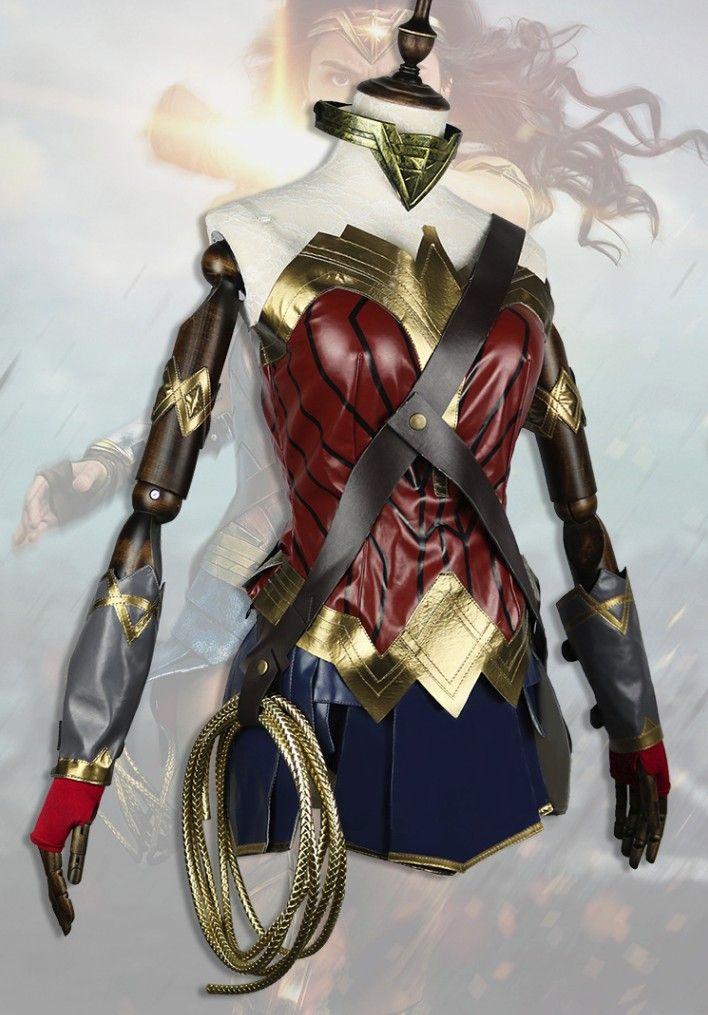 Nuovo costume da Wonder Woman
