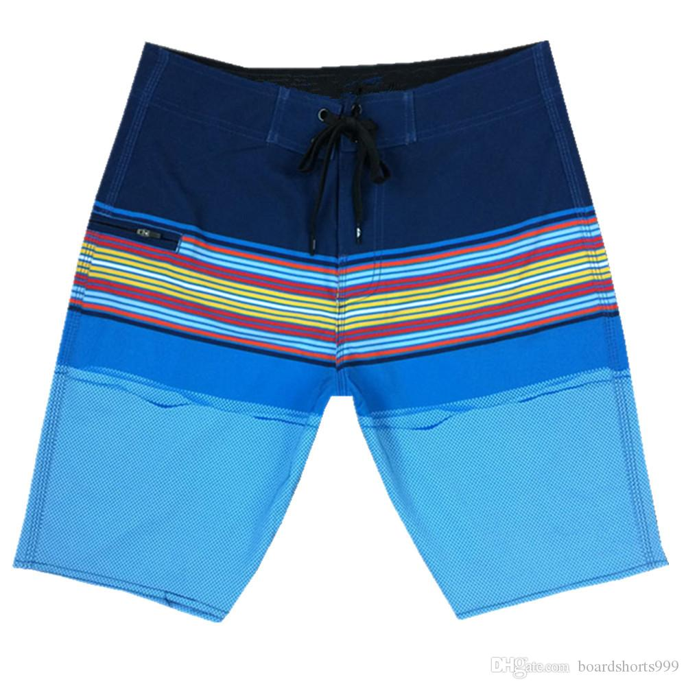 Awesome Spandex Solid Bermudas Shorts Mens Beachshorts Board Shorts Beach Pants Swim Trunks Loose Leisure Shorts Quick Dry Surf Swimtrunks