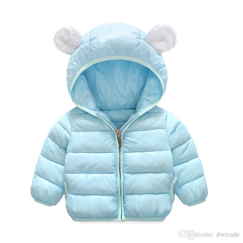 2017 Piumino invernale Parka per bambina Cappotti, 90% Piumini Abbigliamento da bambino per Abbigliamento da neve Cappotti Capispalla per bambini