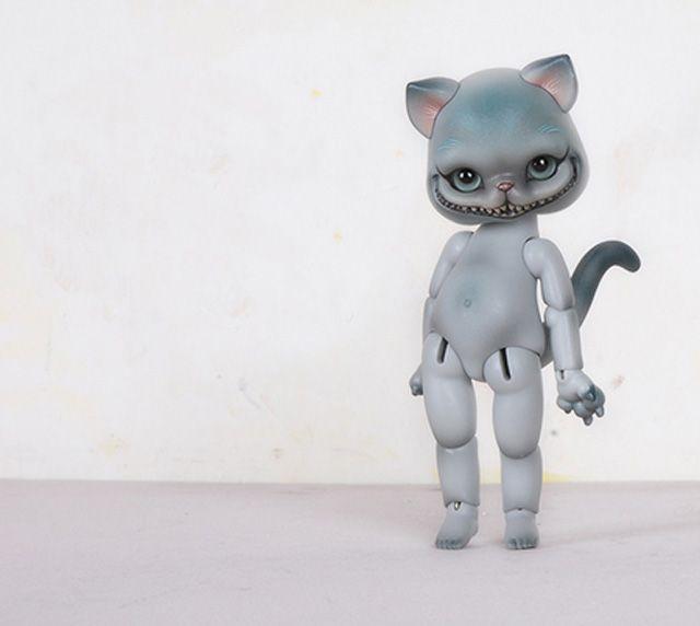 HeHeBJD dolls Soom imda Gato 1/12 bjd sd hot bjd cute tiny dolls sd pet cat free eyes free shipping