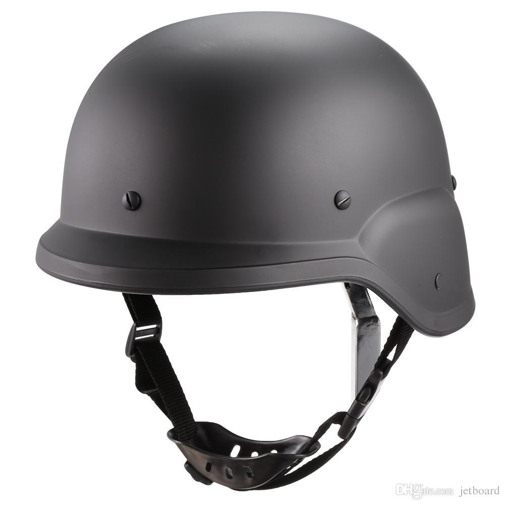 chengma ساحة المعركة بقاء التكتيكية القتالية واقية للدراجات النارية خوذة حزام قابل للتعديل وحامل الذقن ، مقاومة الصدمات جيدة و comfor