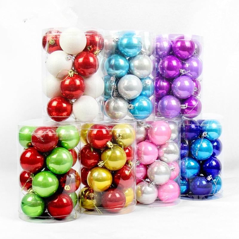 Christmas Light Balls.10cm Christmas Light Balls Barrels Pearl Ball Christmas Decorations Package Ball House Decoration Christmas House Decoration For Christmas From Bowse