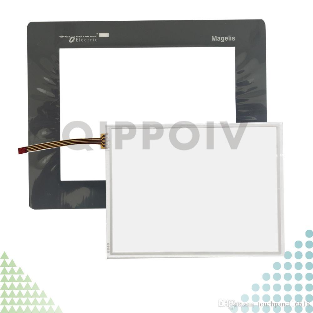 HMISTU855 HMIS85 Neue HMI PLC Touchscreen Panel und Front-Etikett