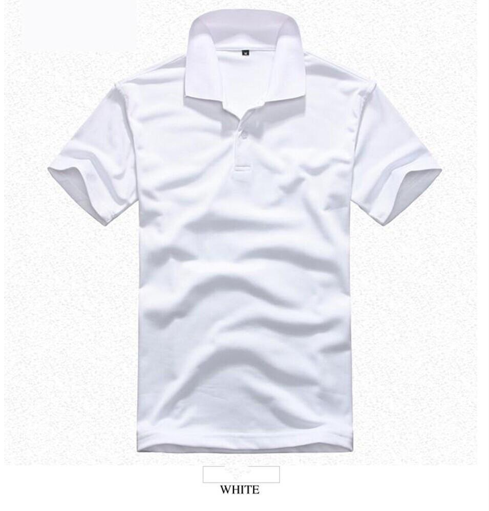 2018 Projektant Koszulka Polo Małe Hafty Końskie Koszulka Polo Mężczyźni Krótki Rękaw Dorywczo Koszule Mężczyzna Solidne Koszulki Polo Plus Camisa Polos