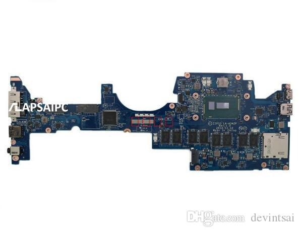original Laptop Motherboard FRU 00HT712 For ThinkPad Yoga 12 i5-5300U