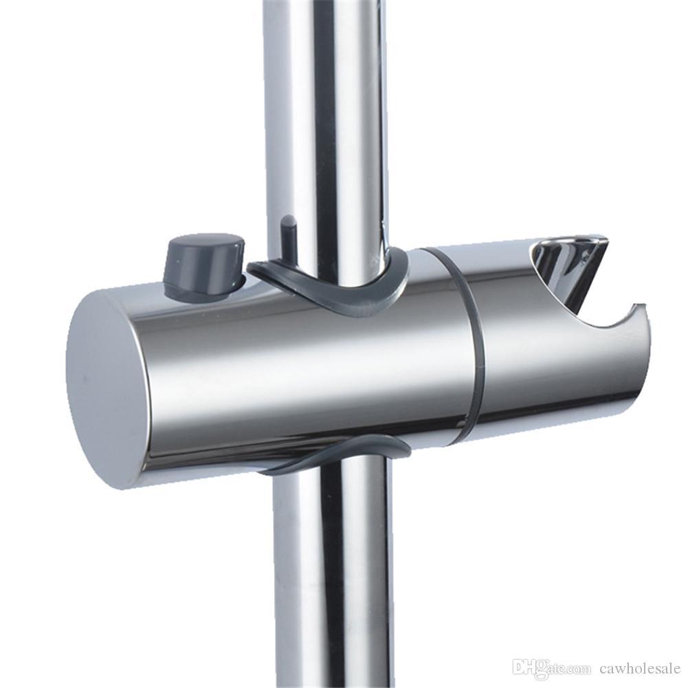 Chrome Plated Shower Holder Shower Head Bracket Shower Rod Holder Shower Bracket