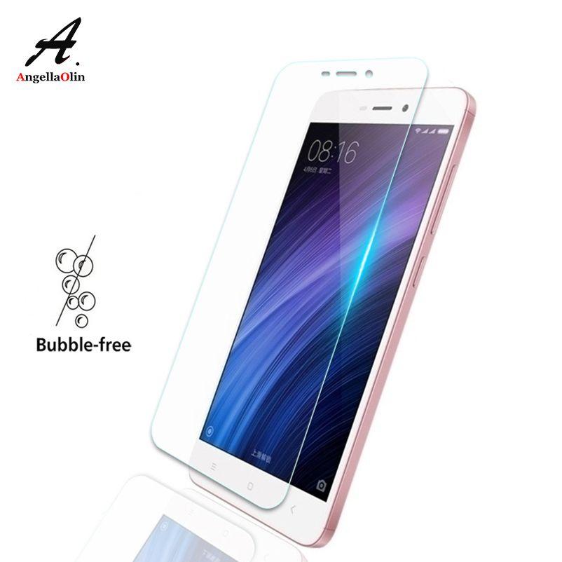 Película de protector de pantalla de vidrio templado 9H para Xiaomi Mi 8 6X mi mezcla 2s redmi s2 Nota de Redmi 5 Plus 4X A1 5A caja note5 5plus 4X
