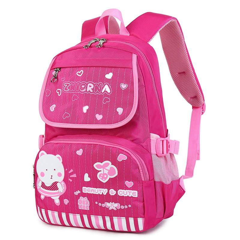 Cute printing Backpacks women school Backpack children School Bags for girls Travel bag Female Cartoon Schoolbag bagpack mochila