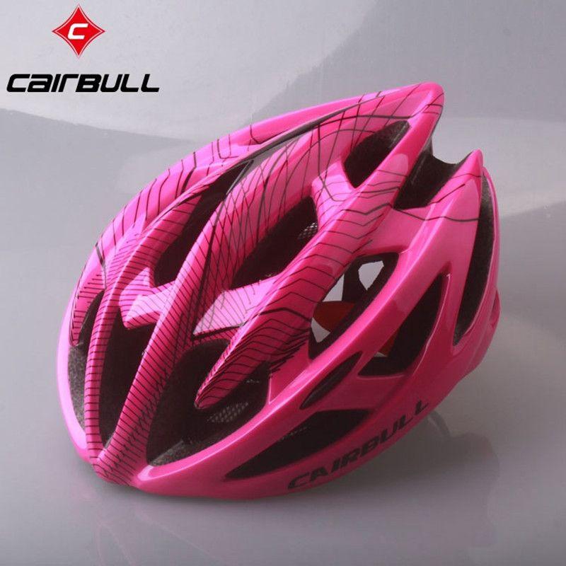 Équipement de protection Casque Mountain Road Cycle casque -Mold 21 Casque de vélo Vents Ultraléger Casques vélo Casco Ciclismo Cairbull -01 M L