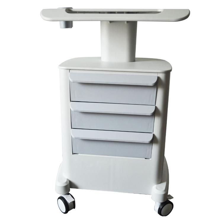 2018 Professional Trolley Roller Mobile Medical Cart With Draws Assembled  Stand Holder For Beauty Salon SPA US Standard HIFU Skin Lifting Machine  From