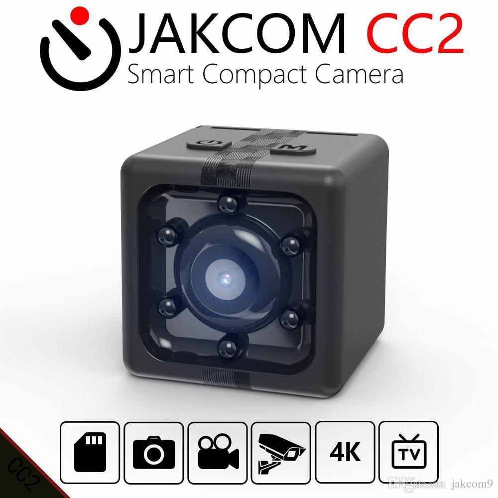 JAKCOM CC2 Compact Camera Vente chaude dans les caméscopes comme caméra cachant un lecteur mp3