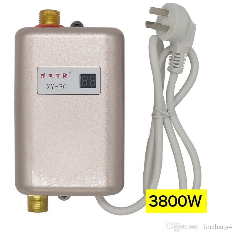 ALDXY55-XY-FG, eléctrico grifo de agua caliente, grifo de agua caliente, cocina, calentador de agua constante tesoro pequeña cocina