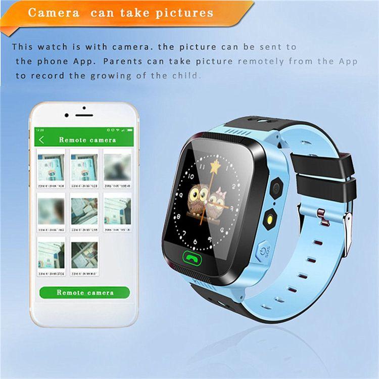 Q528 kids smart watch