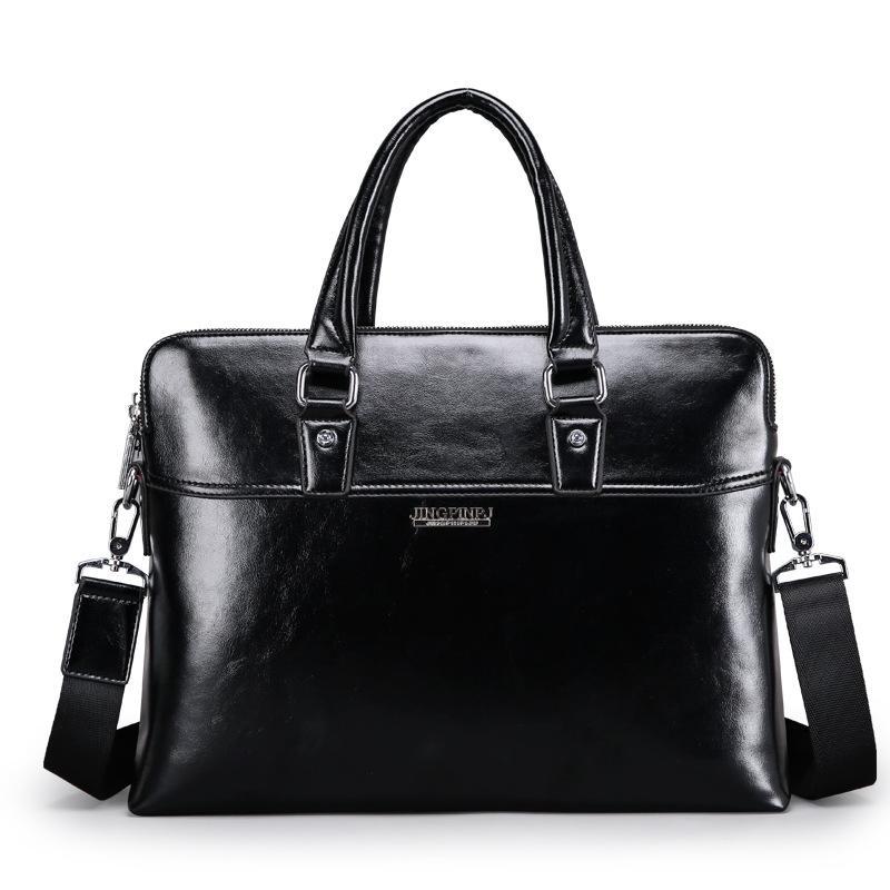 2018 new slung men's bag business casual shoulder bag men's small backpack factory outlet