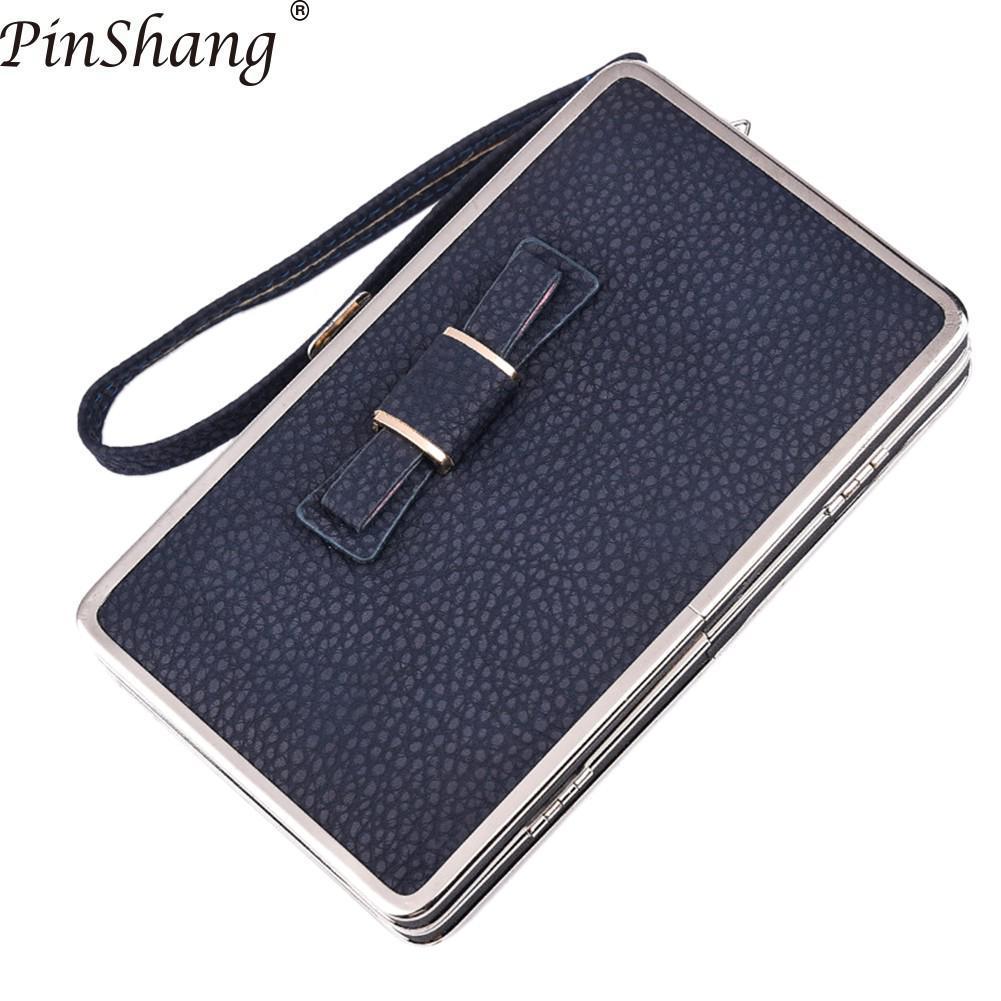 도매 절묘한 여자 Litchi 패턴 지갑 세련 된 긴 스타일 가죽 클러치 핸드백 지갑 핸드폰 케이스 카드 홀더 ZK30