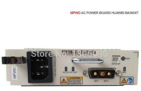 Ursprüngliches und nagelneu Huawei intelligentes MPWD Wechselstrom-Brett für MA5608T GPON EPON OLT für bilden den Unterschied 50USD