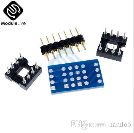 Dual DIP8 to DIP8 Mono Opamp PCB+Pin+Socket For NE5532 OPA2132 OPA627 TL072 P07