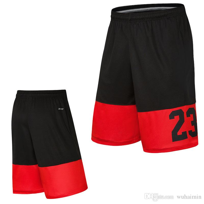 Summer Basketball Shorts for Men Outdoor Sports Fitness Short Pants Quick-dry Breathable Running Training Loose Shorts