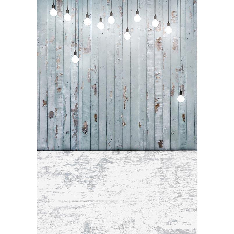 사진 배경 사진 스튜디오 웨딩 사진에 대한 회색 초라한 나무 바닥 배경 베이비 샤워 신생아 어린이 및 키즈