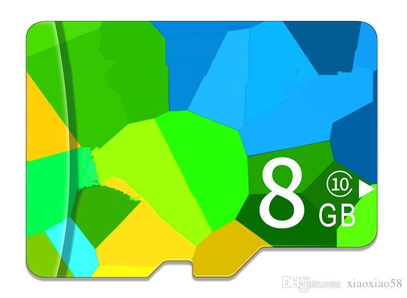 New EVO Plus 8GB Micro SD Card 8gb SDXC SDHC Memory Card 8g UHS-I U1 sd Card tf Carb A variety of options