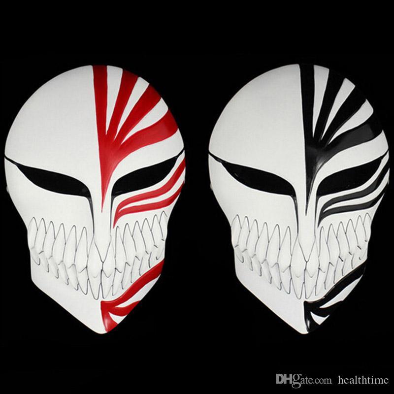 New Bleach Pvc Kurosaki Ichigo movie props anime cos play japanese collections ghost horror scary masks Hallo Ween Free shipping