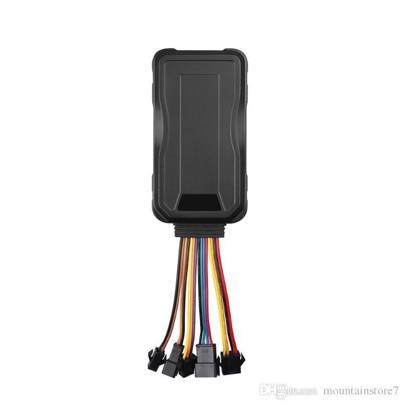 Nuovo dispositivo GPS 3G Tracker GPS in tempo reale Localizzatore GPS WCDMA GSM APP SMS Inseguimento sul web Allarme multiplo SOS ACC Tracker (Retail)