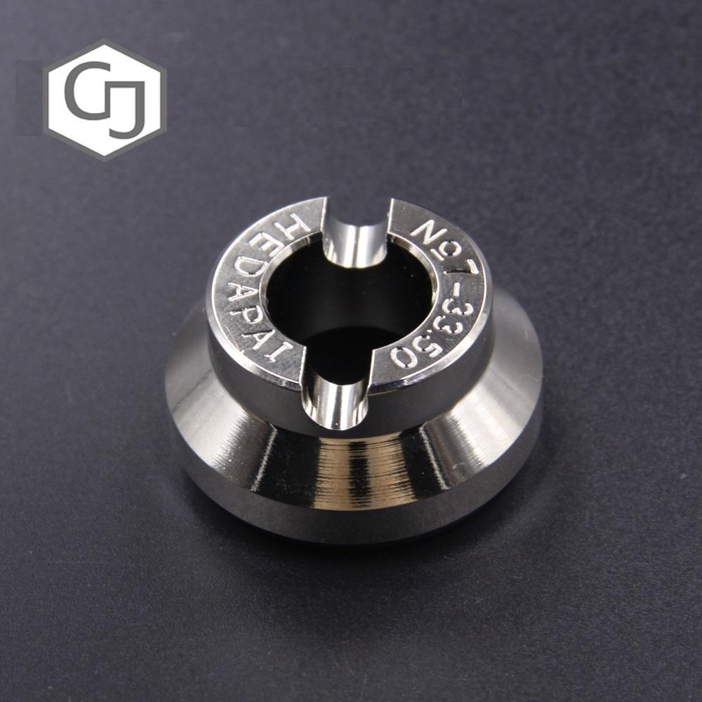Бесплатная нержавеющая сталь часы задний корпус задней части 33,5 мм умереть для ремонта инструментов наборов