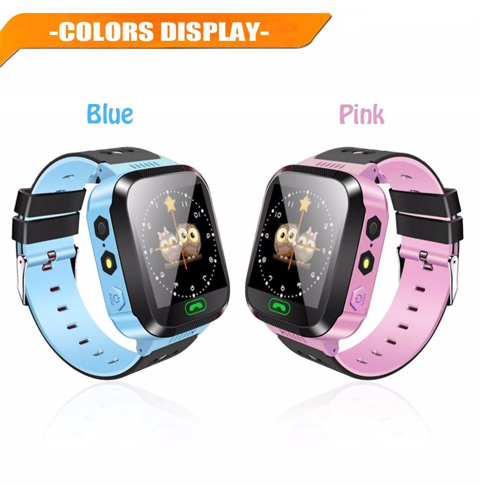 Q528 Smart Watch con polso GT08 Watch Sim Watch Fotocamera per bambini Telecamera Remoto Camera dei bambini Regalo per PK DZ09 Kids A1 SmartWatch Fliuo