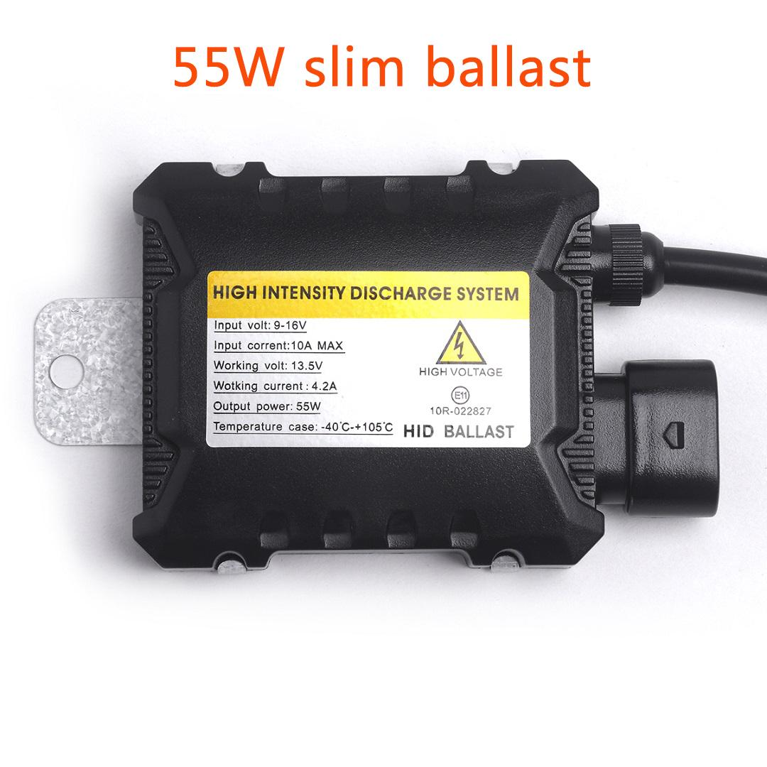 35W Proglam Universal Xenon HID Ersatz-Umr/üstsatz digital 55 W//35 W DC Vorschaltger/ät 12 V
